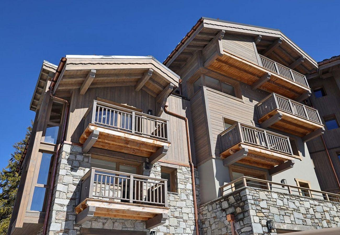 Apartment in Prapoutel - E203 - 45m2 - 2P+cab - 4/6 pers