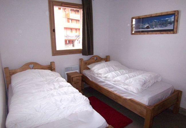 Apartment in Prapoutel - D106 - Appartement de 33 m2 pour 2/4 personnes