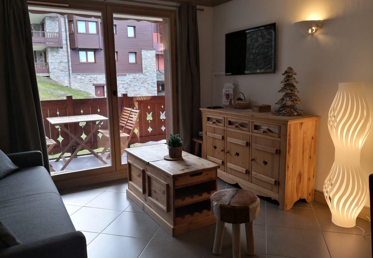 Apartment in Prapoutel - D106 - 33 m2 - 2P - 2/4 pers