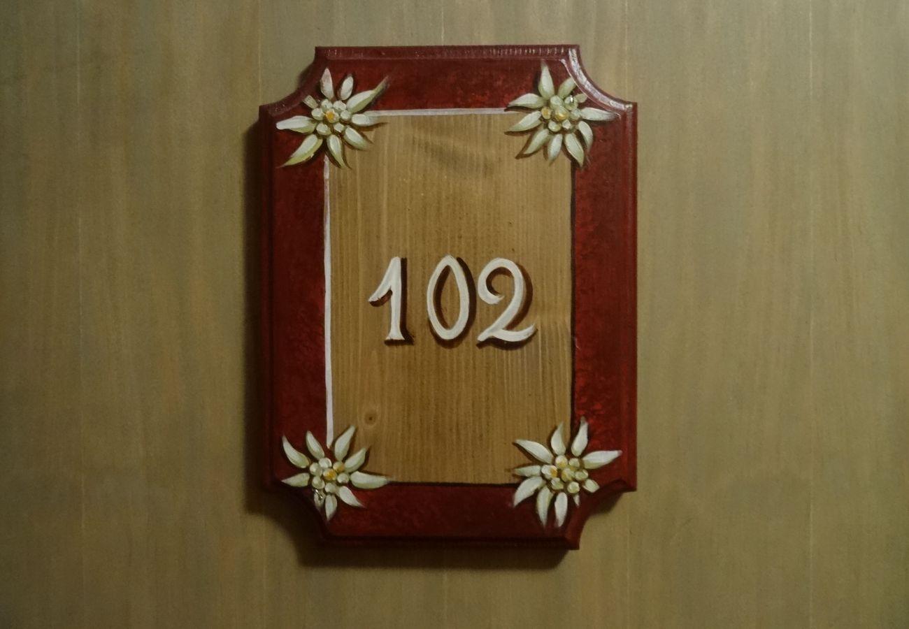 Apartment in Prapoutel - C102 - 42 m2 - 2P+Cab - 4/6 pers