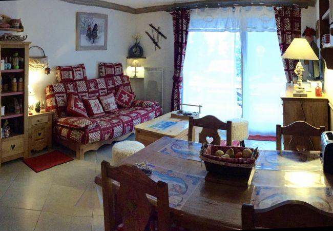 Apartment in Prapoutel - D001 - Appartement de 33 m2 pour 2/4 personnes