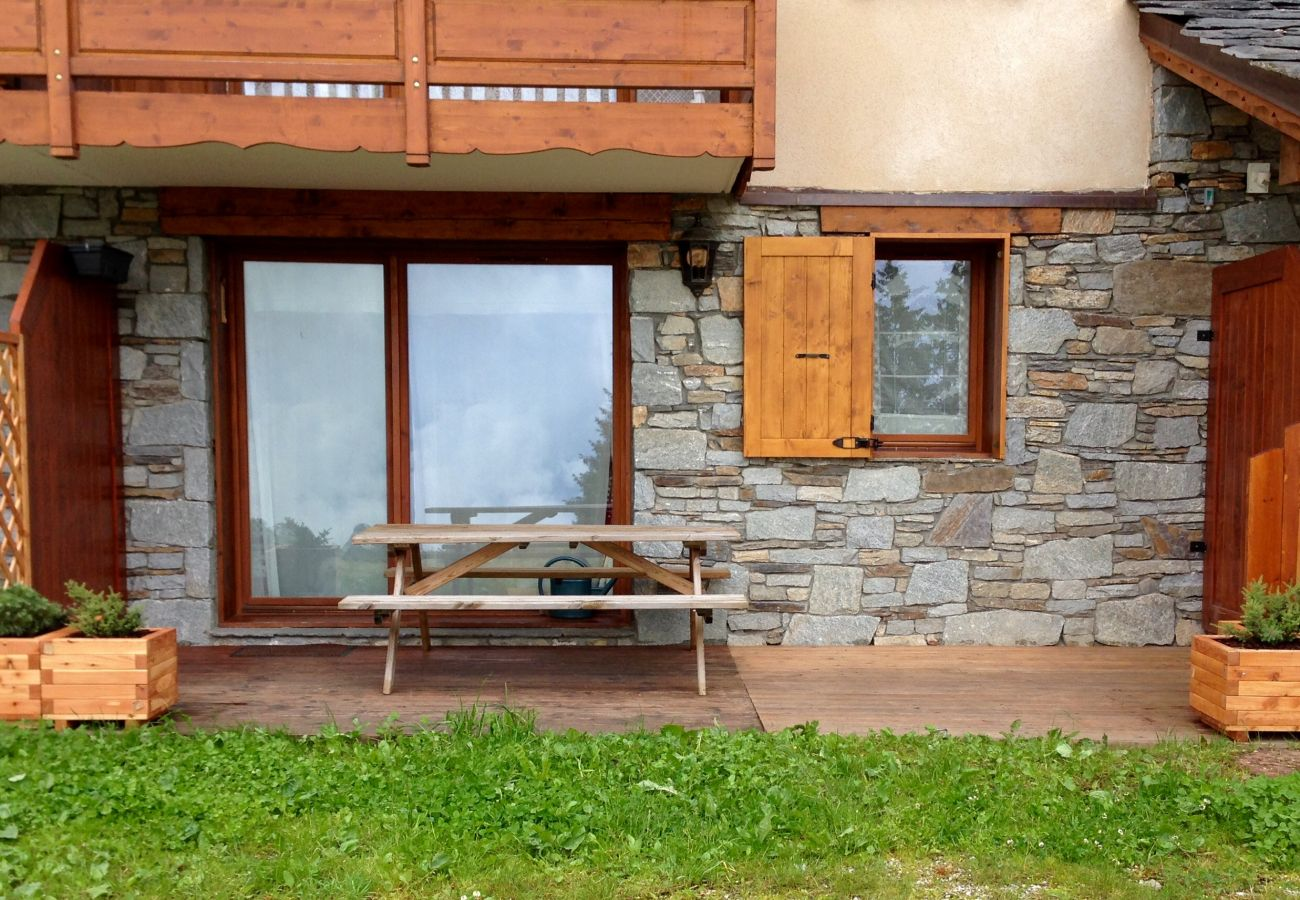 Apartment in Prapoutel - D001 - 33 m2 - 2P - 2/4 pers