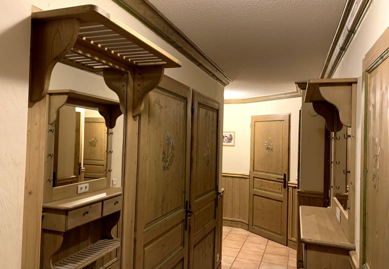 Apartment in Prapoutel - B101 - 60 m2 - 3P+Cab - 6/8 pers