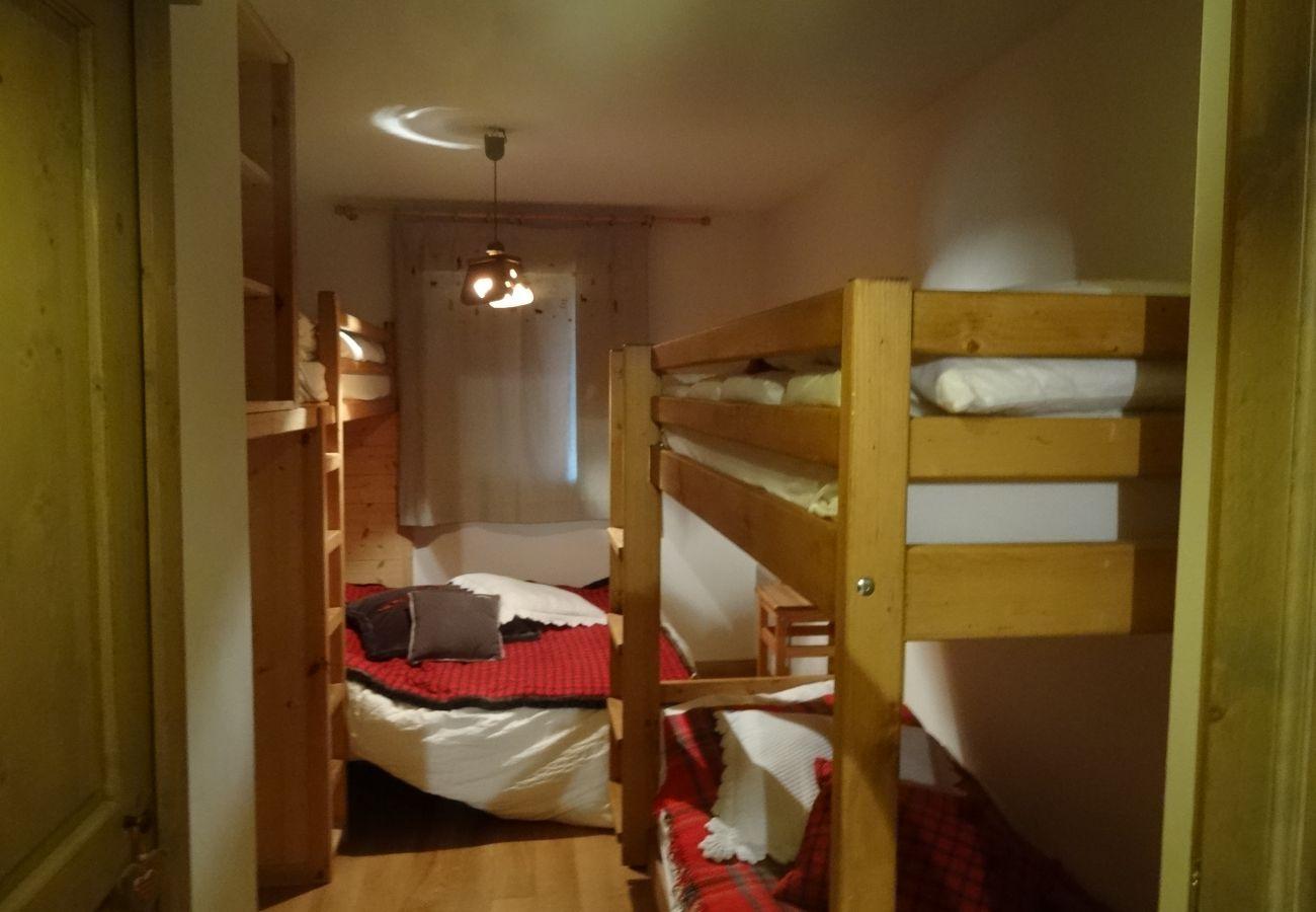 Apartment in Prapoutel - C205 - 60 m2 - 3P+Cab - 6/8 pers