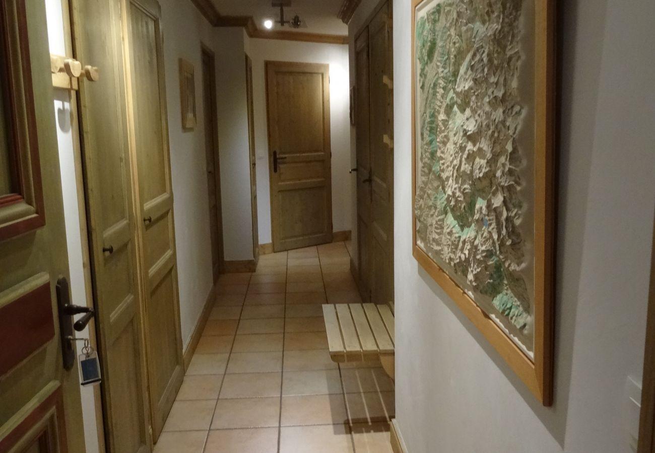 Apartment in Prapoutel - C301 - 60 m2 - 3P+Cab - 6/8 pers