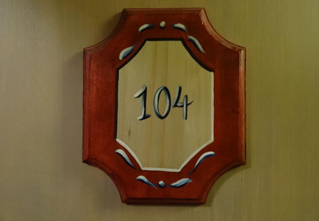 Apartment in Prapoutel - D104 - 42 m2 - 2P+cab - 4/6 pers