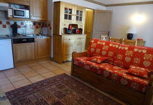 Apartment in Prapoutel - A007 - Appartement de 38 m2 pour 3/5 personnes