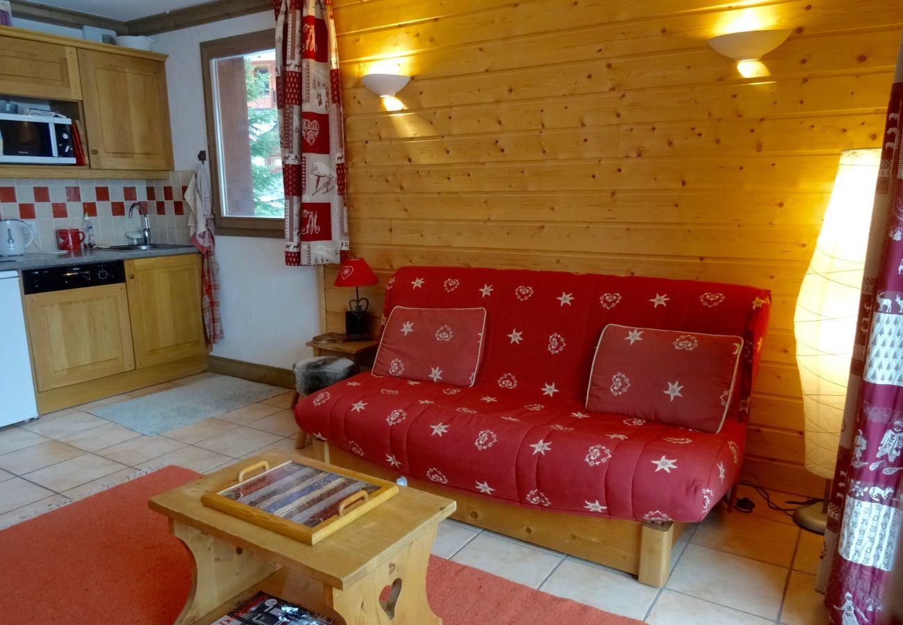 Apartment in Prapoutel - A006 - 35 m2 - 2P - 2/4 pers