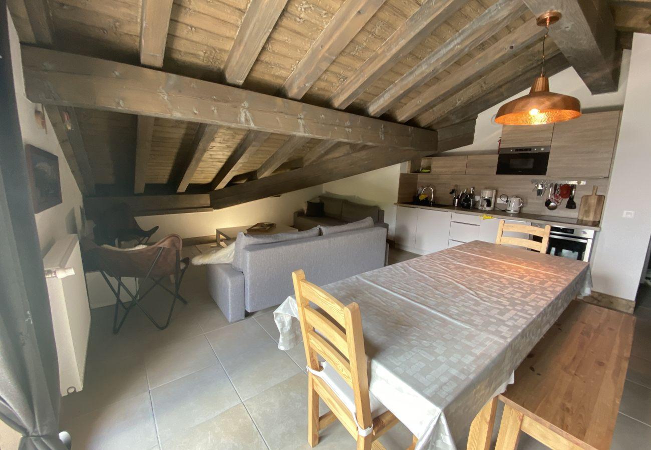 Apartment in Prapoutel - E401 - 80m2 - 4P - 8/10 pers