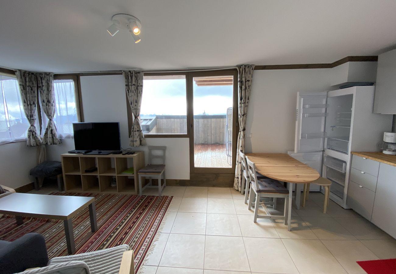 Apartment in Prapoutel - E301 - 55m2 - 3P - 4/6 pers