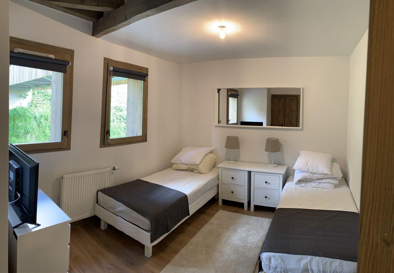 Apartment in Prapoutel - E303 - 55 m2 - 3P - 6 pers