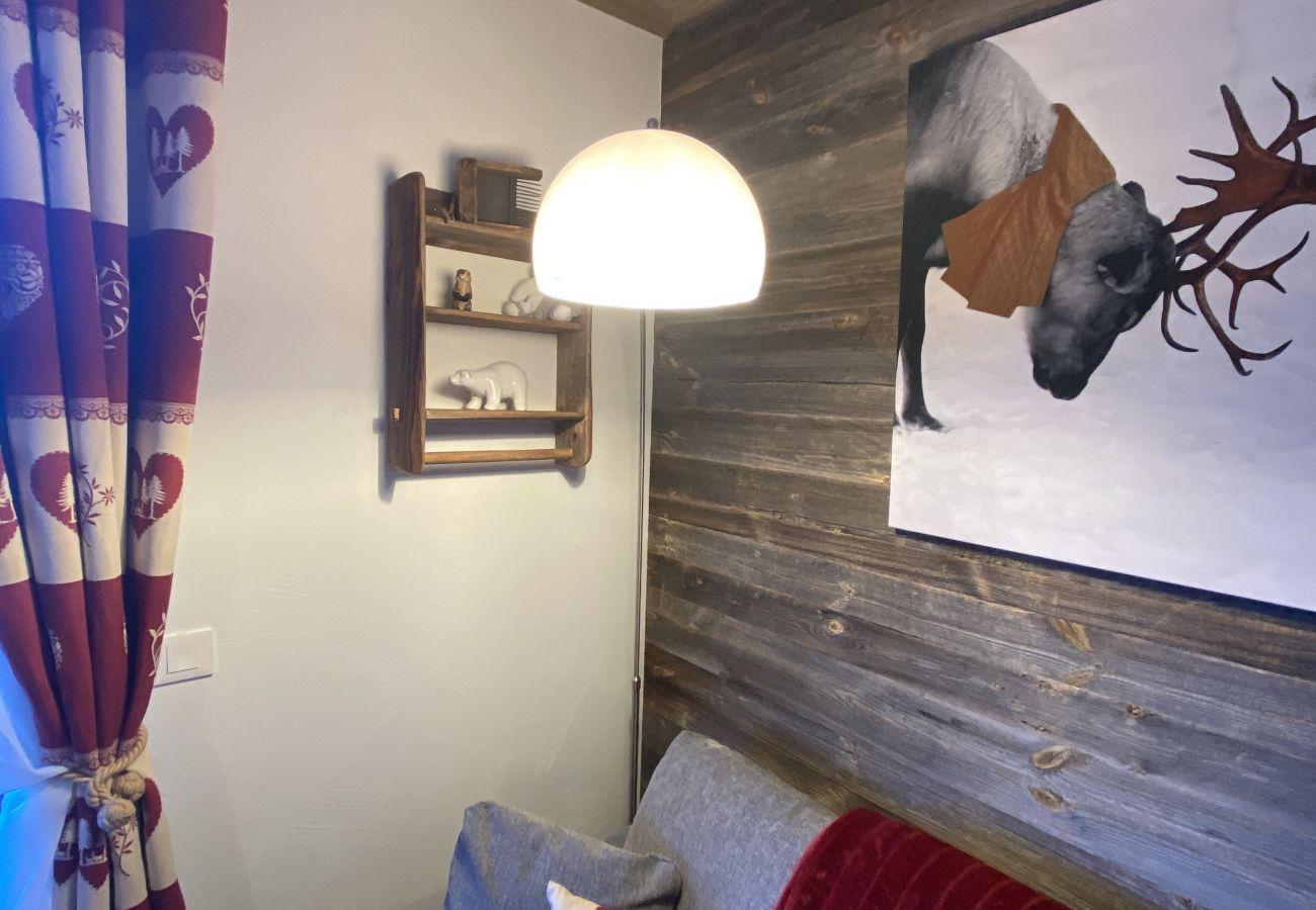 Apartment in Prapoutel - F003 - 40 m² - 2P - 2/4 pers -
