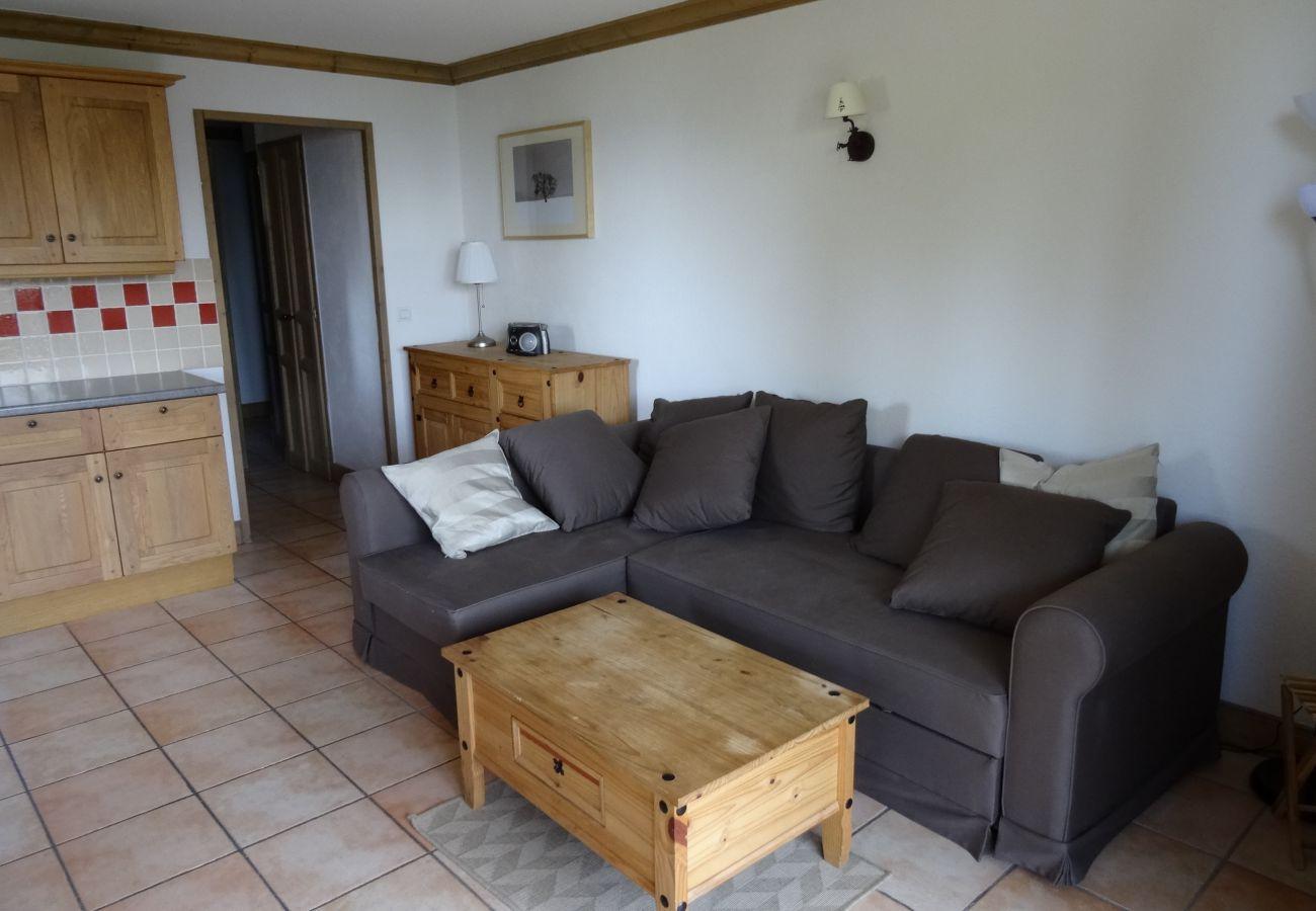 Apartment in Prapoutel - A005 - 50 m2 - 2P+Cab - 4/6 pers