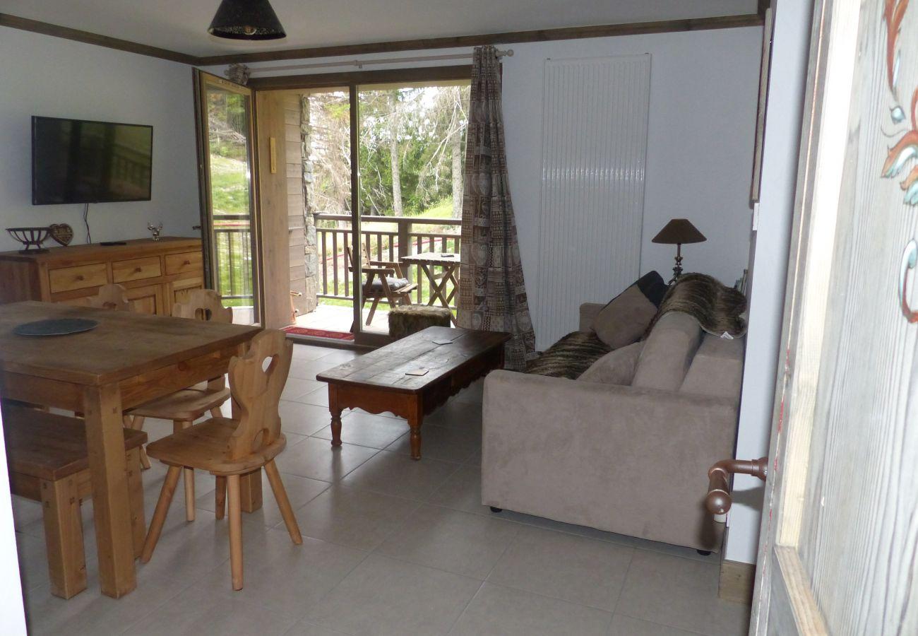Apartment in Prapoutel - E204 - 55 m2 - 3P - 6 pers 2 ch