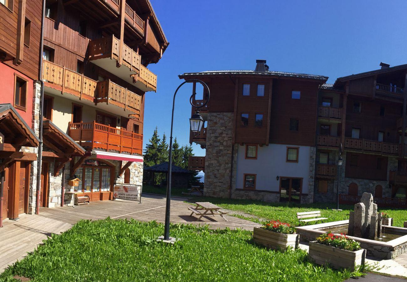 Appartement à Prapoutel - A206 - 33 m2 - 2P - 2/4 pers