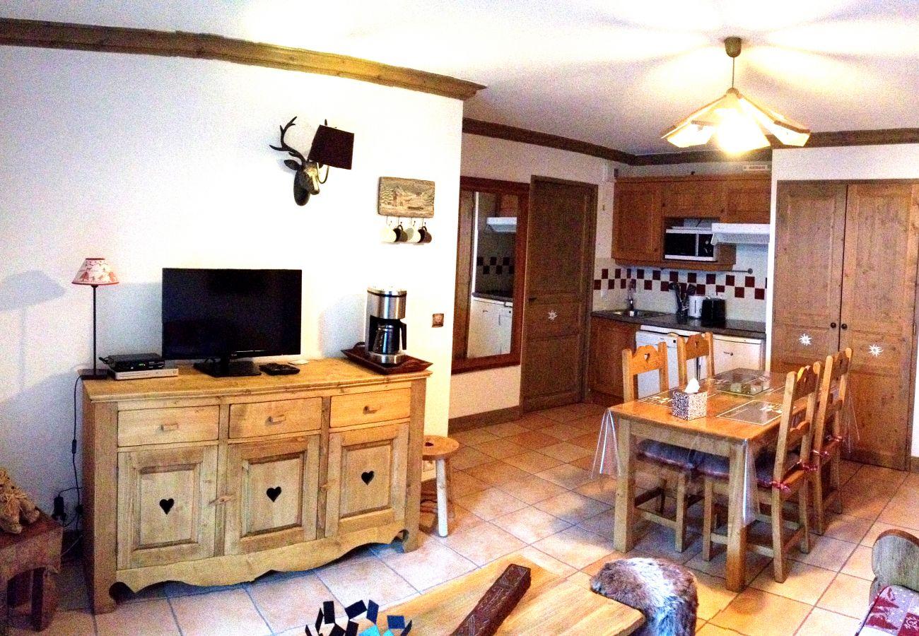 Appartement à Prapoutel - B106 - 33 m2 -  2P - 2/4 pers