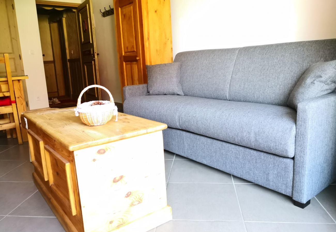 Appartement à Prapoutel - D106 - 33 m2 - 2P - 2/4 pers