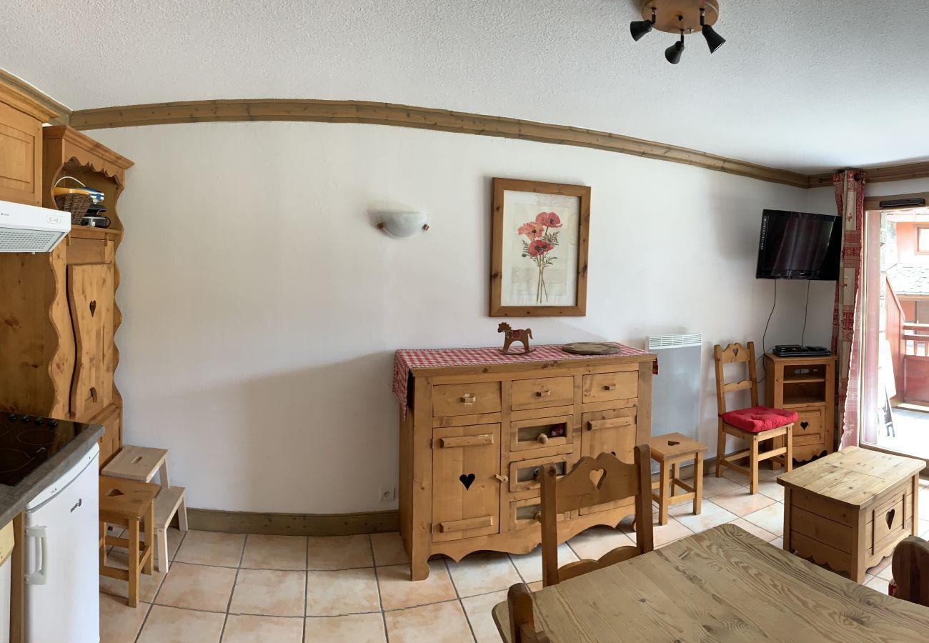 Appartement à Prapoutel - A104 - 42 m2 - 2P+Cab - 4/6 pers