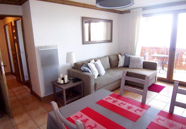 Appartement à Prapoutel - B202 - Appartement de 42 m2 pour 4/6 personnes