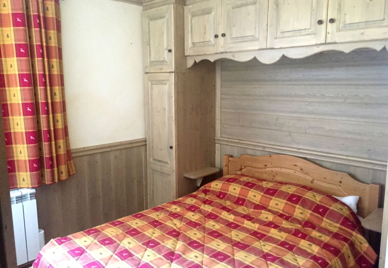Appartement à Prapoutel - B101 - 60 m2 - 3P+Cab - 6/8 pers
