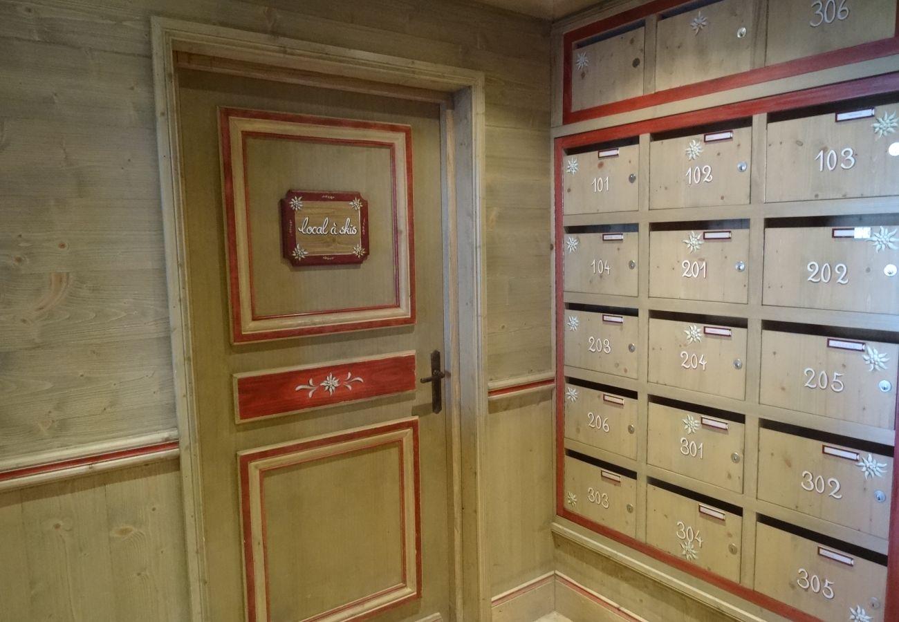 Appartement à Prapoutel - C301 - 60 m2 - 3P+Cab - 6/8 pers