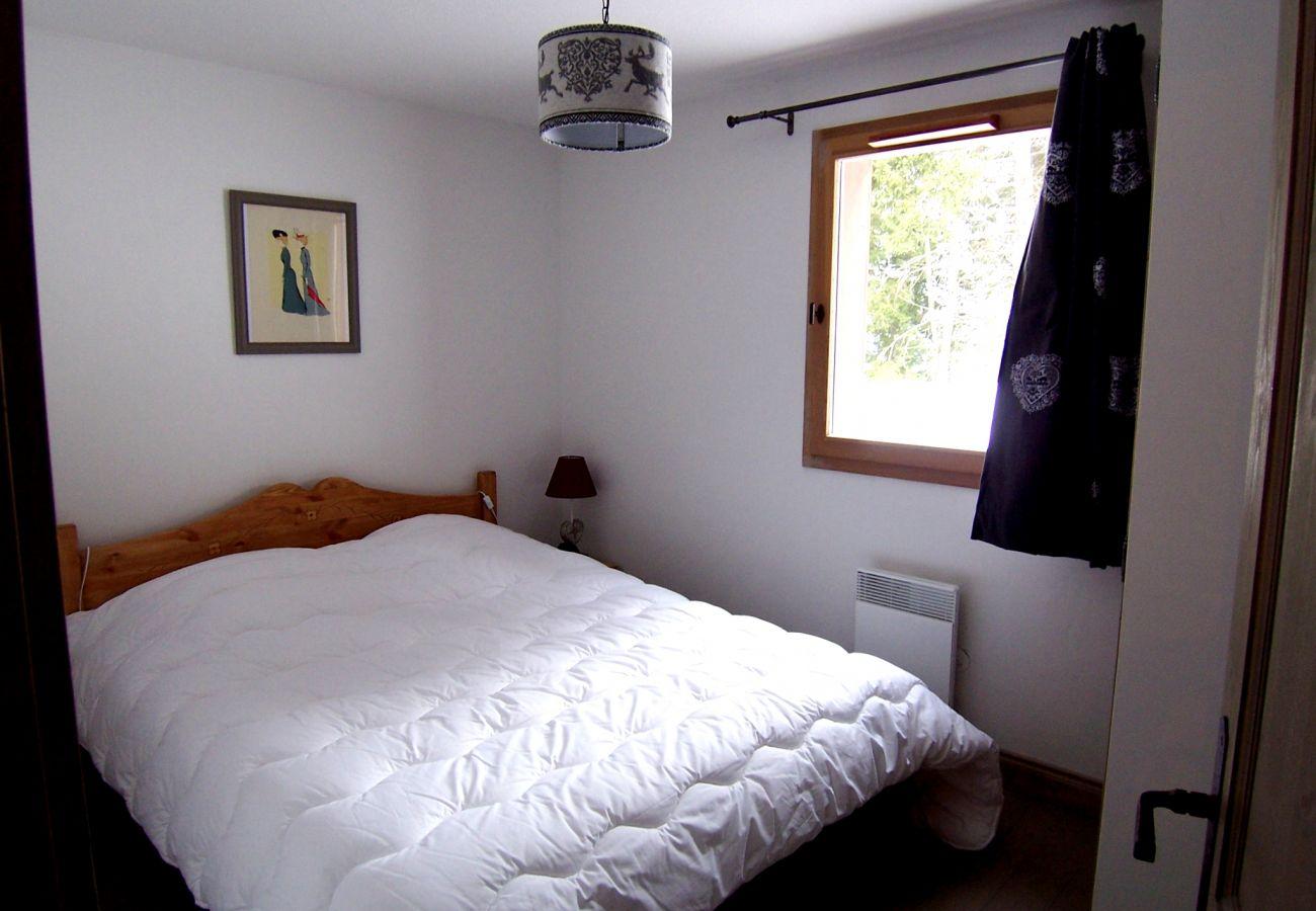 Appartement à Prapoutel - D002 - 60 m2 -  3P+cab - 6/8 pers