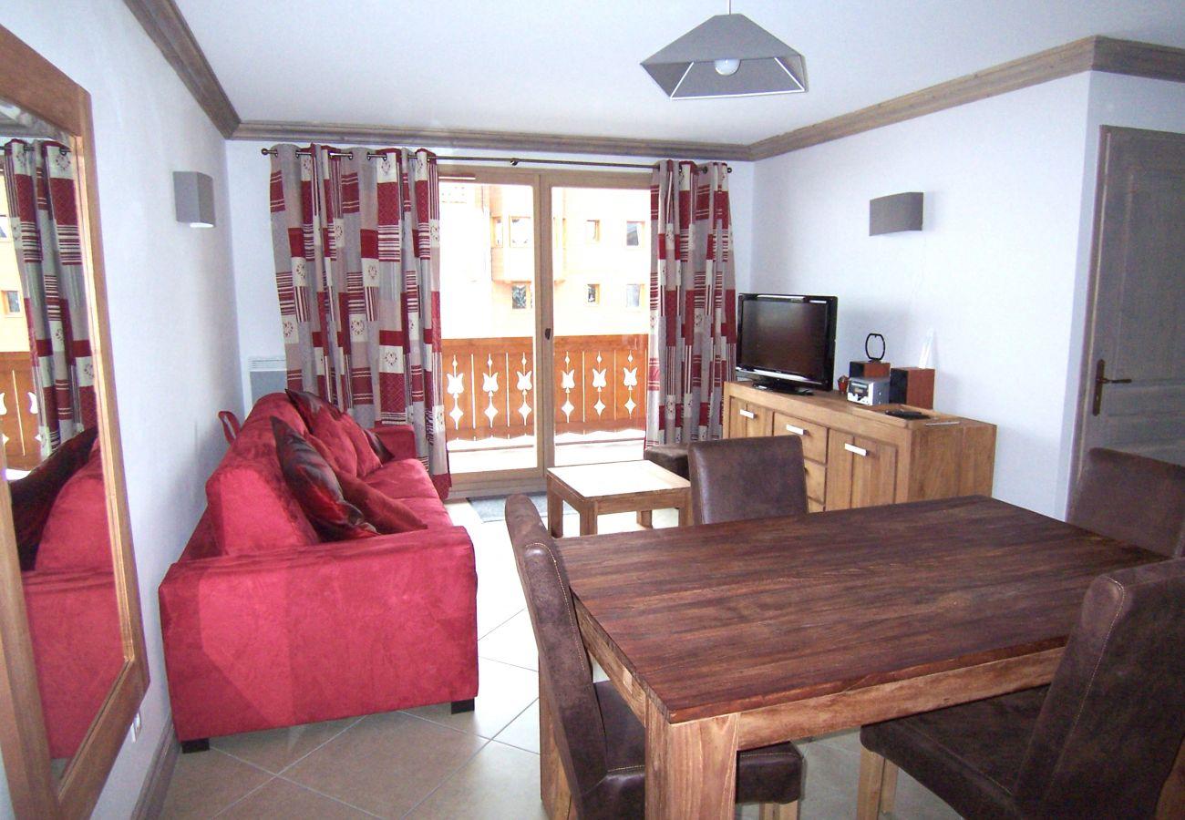 Appartement à Prapoutel - D206 - 33 m2 - 2P - 2/4 pers