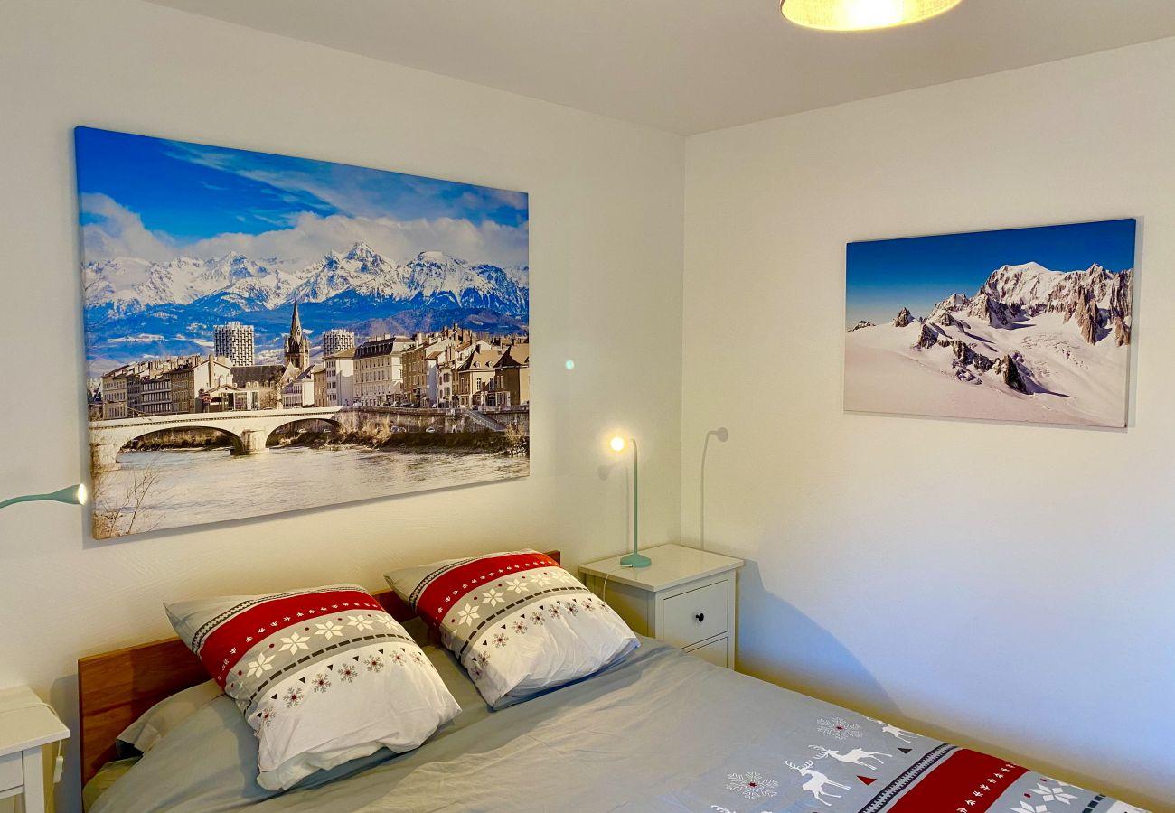 Appartement à Prapoutel - E301 - 55m2 - 3P - 4/6 pers