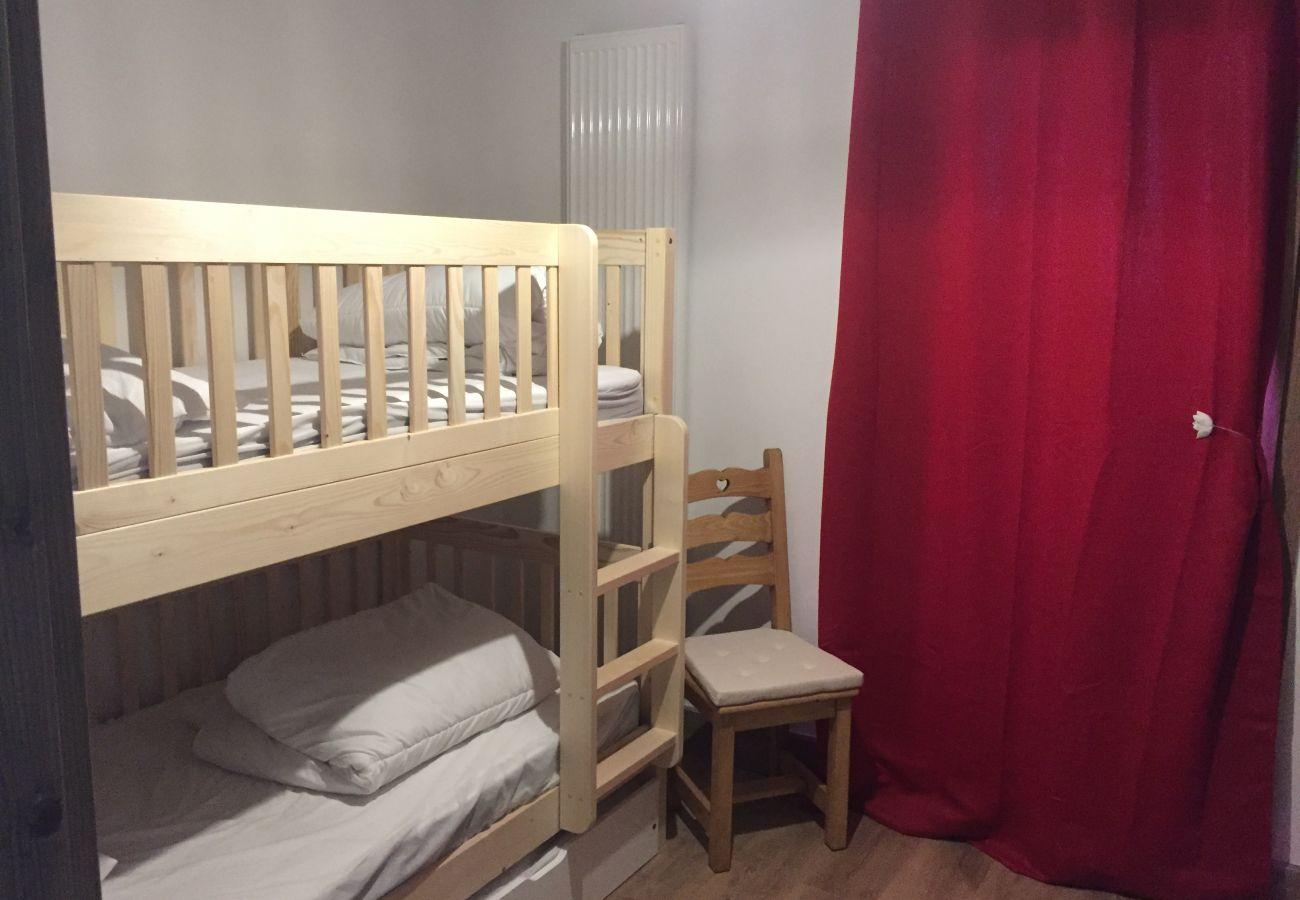 Appartement à Prapoutel - E106 - 50m2 -  3P - 6 pers