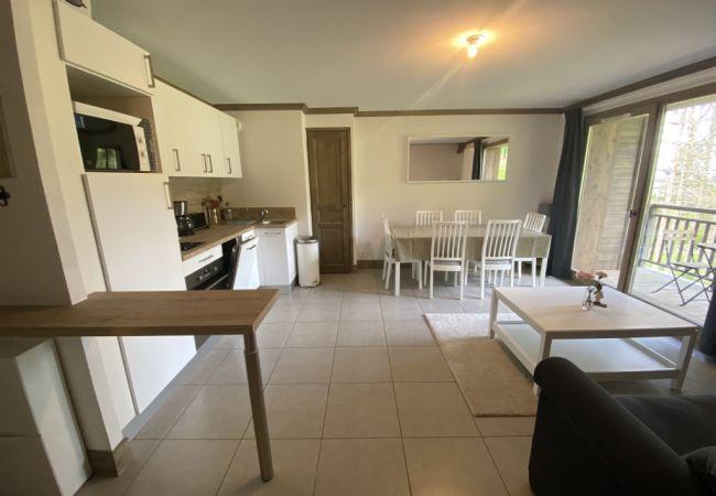 à Prapoutel - E303-Appartement de  55 m2 pour 6 pers