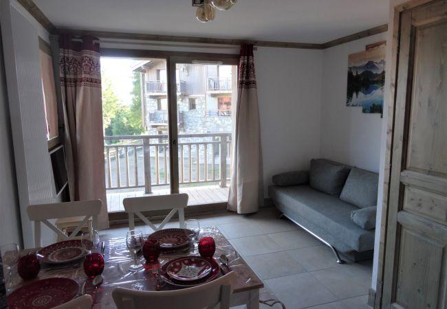 Appartement à Prapoutel - F103 -Appartement 40m2  pour 2/4 pers
