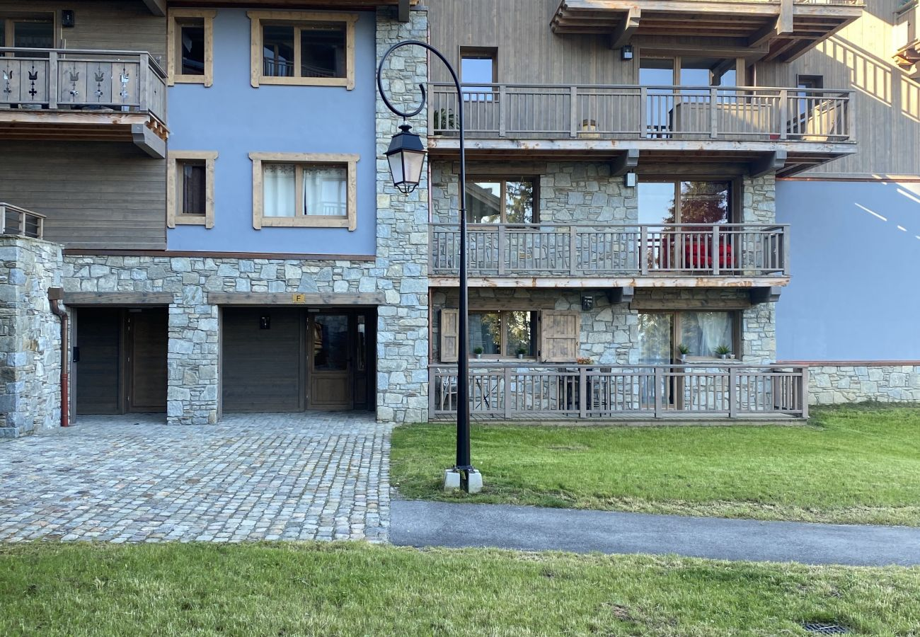 Appartement à Prapoutel - F003 - 40 m² - 2P - 2/4 pers -