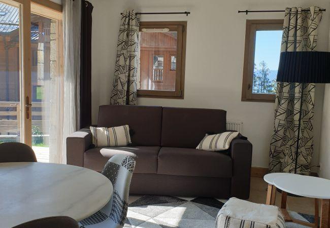 Appartement à Prapoutel - E003 Appartement 2P+C 47M2 pour 6 personnes
