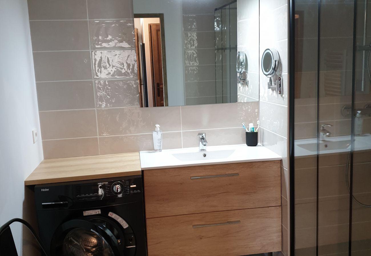 Appartement à Prapoutel - E003 - 47m2 - 2P+Cab - 6 pers