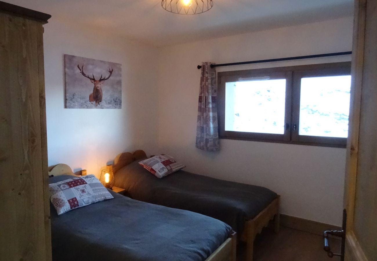 Appartement à Prapoutel - F101 - 40m2 - 2P - 2/4 pers